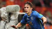 Украина U-19 с первого места вышла в элит-раунд Евро-2020