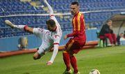 Черногория – Беларусь – 2:0. Видео голов и обзор матча