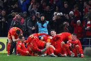 Уэльс – Венгрия – 2:0. Видео голов и обзор матча