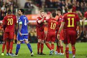 Бельгия – Кипр – 6:1. Видео голов и обзор матча