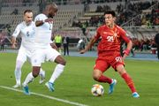 Северная Македония – Израиль – 1:0. Видео гола и обзор матча