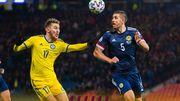 Шотландия – Казахстан – 3:1. Видео голов и обзор матча