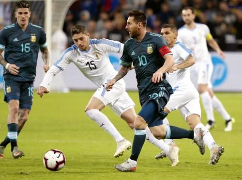 Аргентина – Уругвай – 2:2. Відео голів та огляд матчу
