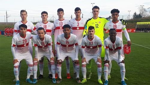 Швейцария U-19 со счетом 16:1 разбила Гибралтар