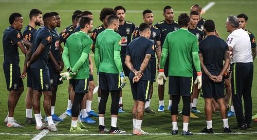 Бразилия разгромила Южную Корею в товарищеском матче