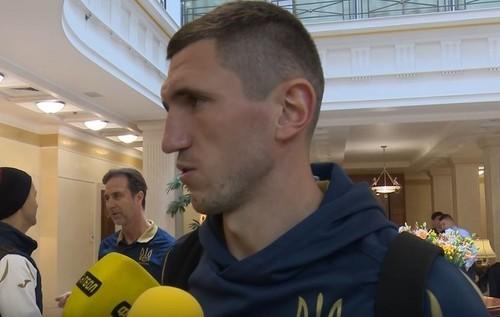 Сергій КРИВЦОВ: «Сонно вийшли на гру з Сербією»