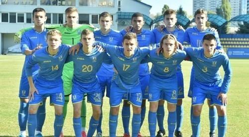 U-17. Украина сыграла вничью с Португалией и выиграла группу