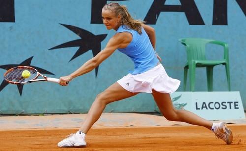 Читерша года. Теннисистка из первой сотни выиграла десять 25-тысячников