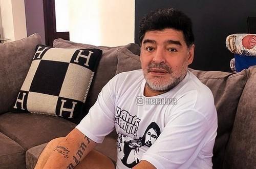 Марадону звільнили з Хімнасії
