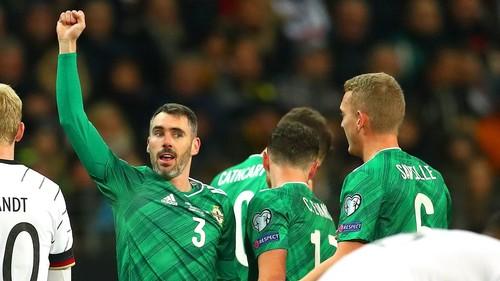 Германия – Северная Ирландия – 6:1. Видео голов и обзор матча