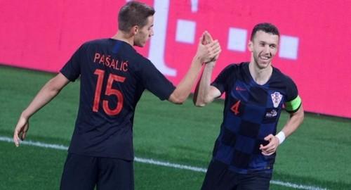 Хорватия - Грузия - 2:1. Видео голов и обзор матча