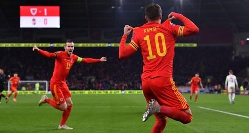 Группа E. Уэльс гарантировал себе выход на Евро-2020