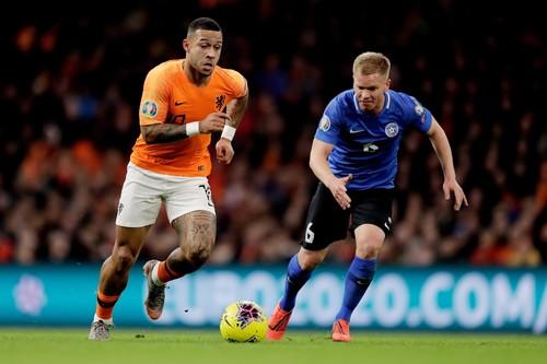 Нидерланды – Эстония – 5:0. Видео голов и обзор матча