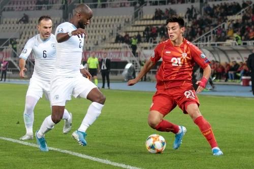 Північна Македонія – Ізраїль – 1:0. Відео голу і огляд матчу