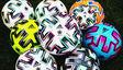 ВИДЕО. Стало известно, какими мячами сыграет Украина на Евро-2020