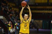 Київ-Баскет достроково вийшов в наступний раунд Кубка Європи