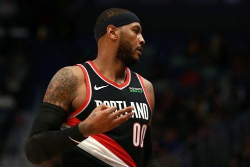 Кармело вернулся в НБА. Чего ждать от легенды в Портленде?