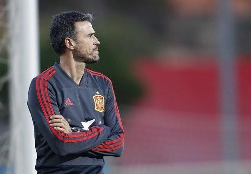 Луиса Энрике представят в качестве наставника сборной Испании 27-го ноября