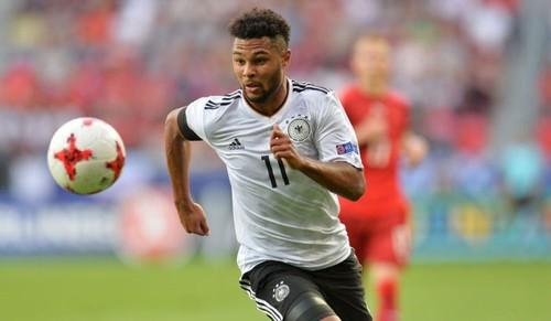Гнабри в первых 13 матчах за Германию забил больше Клозе