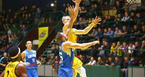 Киев-Баскет – Левски – 86:66. Видеообзор матча