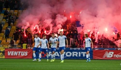 ОФИЦИАЛЬНО. Динамо проведет матч без зрителей и заплатит штраф