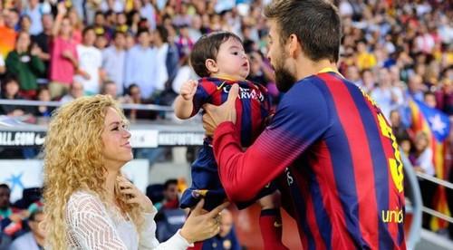 ВИДЕО. Реакция Шакиры на поражение Барселоны от Ливерпуля