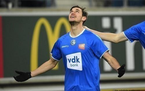 Яремчук забив за Гент в матчі з Антверпеном
