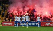 Динамо проведет матч против Мариуполя с болельщиками