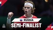 Кубок Девіса. Росія вирвала у Сербії путівку в півфінал