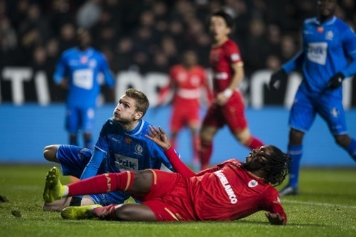 Антверпен – Гент – 3:2. Видео голов и обзор матча