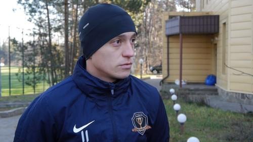 Владислав ШАПОВАЛ: «Может, смена тренера как-то повлияет на Ворсклу»