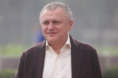Игорь СУРКИС: «Мой идеал Динамо — как можно больше своих воспитанников»