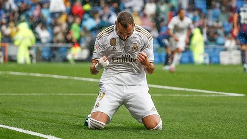 Реал намерен продлить контракт с Бензема