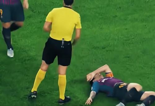 ВИДЕО. Самые жуткие травмы футболистов в 2019 году