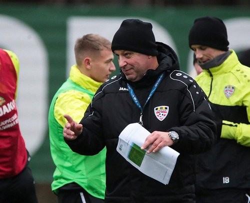 Юрій ВЕРНИДУБ: «Багато українських гравців не поїдуть до Білорусі»