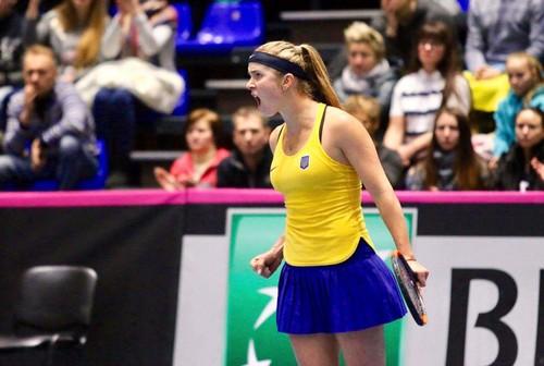 Свитолина планирует помочь сборной Украины в Кубке Федерации