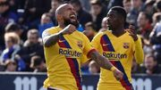 Леганес - Барселона - 1:2. Видео голов и обзор матча