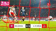Бики розгромили Козлів. РБ Лейпциг вийшов на друге місце Бундесліги