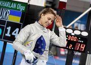 Украинские саблистки завоевали бронзу этапа Кубка мира во Франции