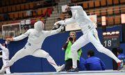 Українські шпажисти стали третіми на етапі Кубка світу в Берні