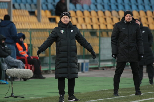 Тренер Александрии: «Мы проявили характер и терпение»