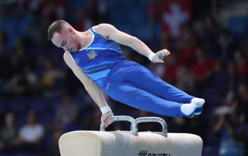 Олег Верняев – бронзовый призер на этапе КМ в Германии