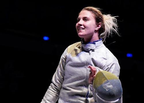 Харлан завоевала бронзу этапа Кубка мира во Франции