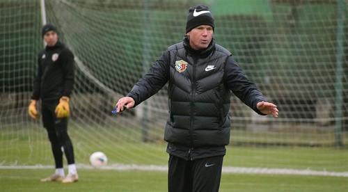 Максимов дебютировал на посту главного тренера Ворсклы с поражения
