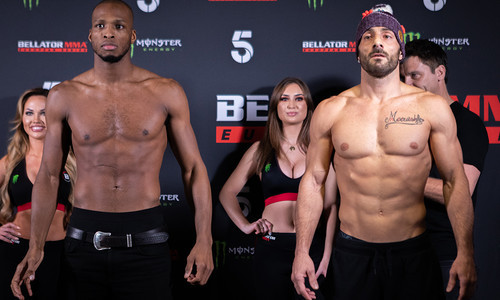 Bellator London 2. Майкл Пэйдж – Джованни Мелилло. Видео нокаута