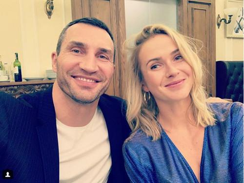 За ужин с Владимиром Кличко заплатили 21 тысячу долларов