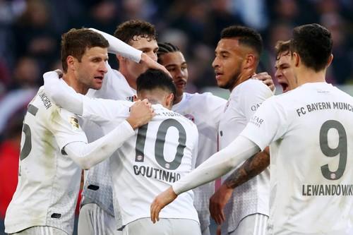 Фортуна - Бавария - 0:4. Видео голов и обзор матча