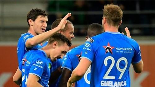 Гент – Антверпен – 1:1. Видео голов и обзор матча
