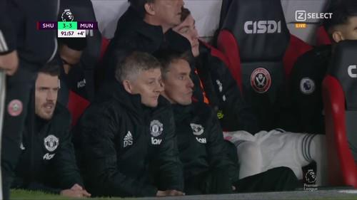 Манчестер Юнайтед зробив великий камбек в Шеффілді, але пропустив в кінці