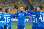Кадар провел 100-й матч за Динамо
